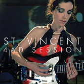 4AD Session by St. Vincent