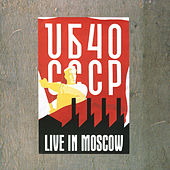 Live In Moscow by UB40