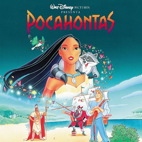 Pocahontas Original Soundtrack von Various Artists