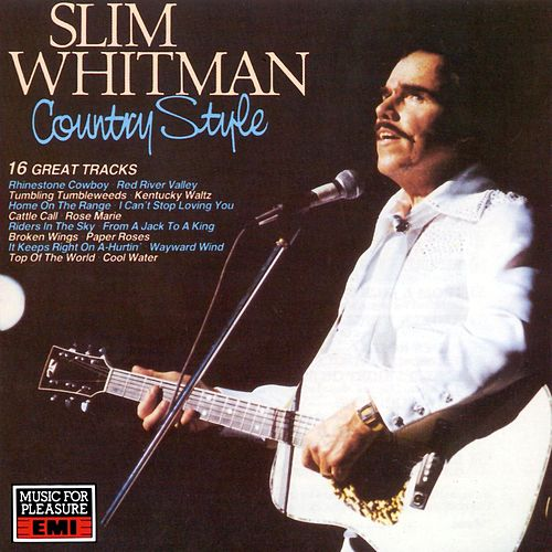 Country Style by Slim Whitman