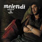 Kisiera Yo Saber by Melendi