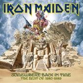 Somewhere Back In Time von Iron Maiden