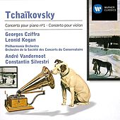 Tchaikovsky:Piano & Violin Concertos by Various Artists