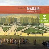 Marais: Pieces for Viols von Musica Pacifica