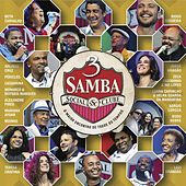 Samba Social Clube 3 - Digital CD von Various Artists