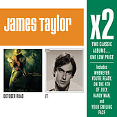 X2 (October Road/J.T.) by James Taylor