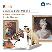 Bach: Orchestral Suite Nos 2-4 by Academy Of St. Martin-In-The-Fields (1)