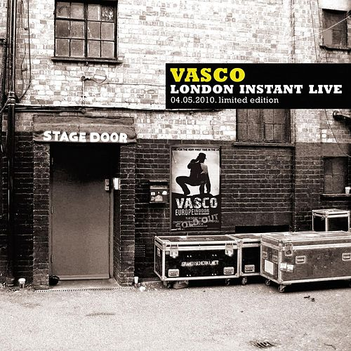 Vasco London Instant Live by Vasco Rossi