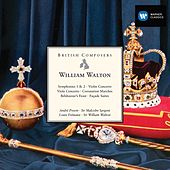 William Walton Symphonies & Concertos by Various Artists