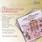 Ravel: L'Enfant et les Sortileges by Various Artists