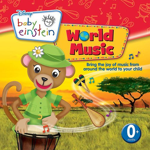 Baby Einstein: World Music von The Baby Einstein Music Box Orchestra