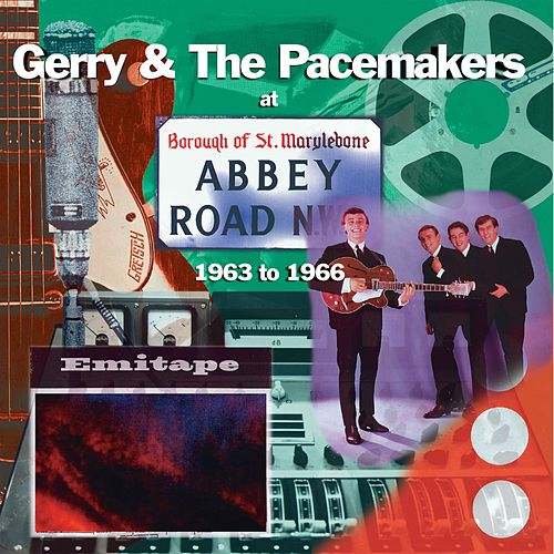 At Abbey Road by Gerry and the Pacemakers