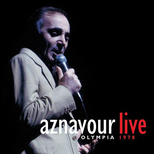 Olympia 1978 by Charles Aznavour