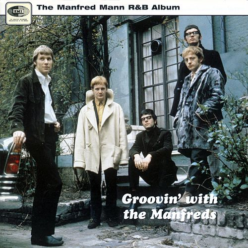 Groovin' With The Manfreds by Manfred Mann