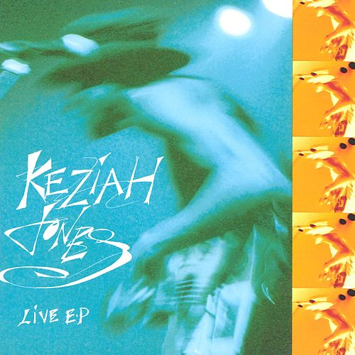 Live Ep by Keziah Jones