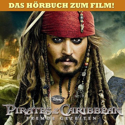 Vol. 4! Fremde Gezeiten von Disney Pirates Of The Caribbean