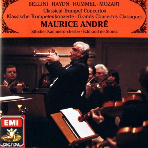 Classical Trumpet Concertos von Maurice Andre