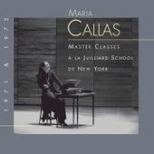 Callas Virgin Julliard School von Maria Callas