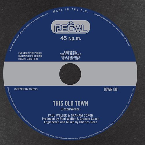 This Old Town by Graham Coxon