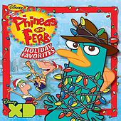 Phineas And Ferb Holiday Favourites von Various Artists