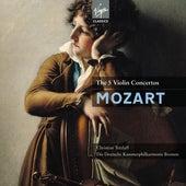 Mozart: The 5 Violin Concertos by Die Deutsche Kammerphilharmonie Bremen
