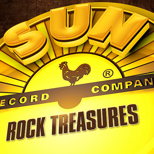 Rock Treasures by Various Artists