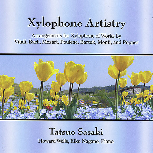 Xylophone Artistry by Tatsuo Sasaki