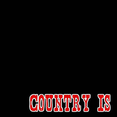 'Country Is' (feat. Junior Raimey) - Single by Ziggy Pockets