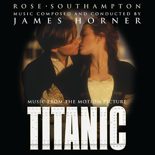 Titanic: Music from the Motion Picture Soundtrack - European Commercial Single von James Horner