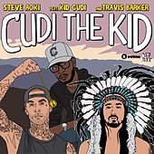 Cudi The Kid by Steve Aoki