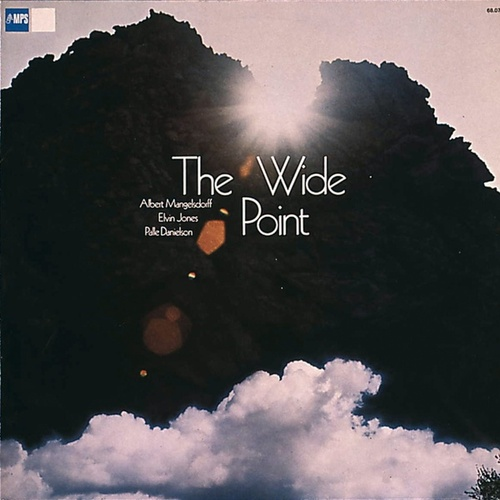 The Wide Point by Albert Mangelsdorff