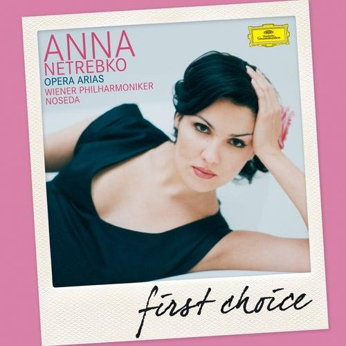 Opera Arias by Anna Netrebko
