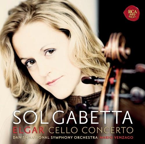 Elgar: Cello Concerto/Dvorak/Respighi by Sol Gabetta