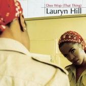 Doo Wop von Lauryn Hill