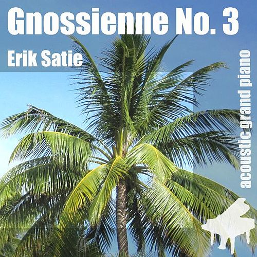 Gnossienne No. 3 , Gnossienne n. 3 - Single by Erik Satie