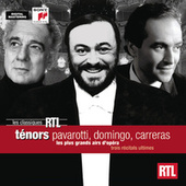 Tenors - Pavarotti, Domingo, Carreras von Various Artists