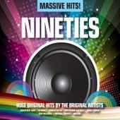 Massive Hits! - Nineties von Various Artists