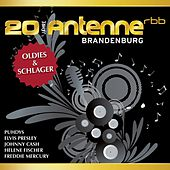 20 Jahre Antenne Brandenburg - Oldies & Schlager von Various Artists