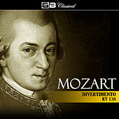 Mozart Divertimento KV 138 by Various Artists