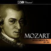 Mozart Divertimento No. 7 KV 205 by Libor Pesek