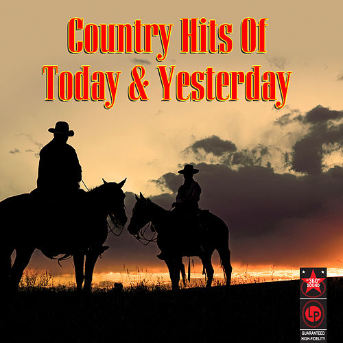 Country Hits of Today & Yesterday by Various Artists