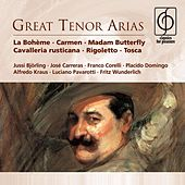 Great Tenor Arias von Various Artists