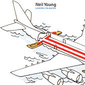 Landing On Water von Neil Young