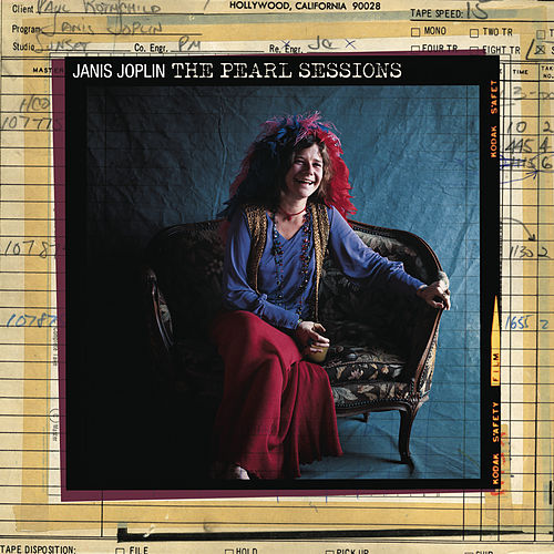 The Pearl Sessions by Janis Joplin