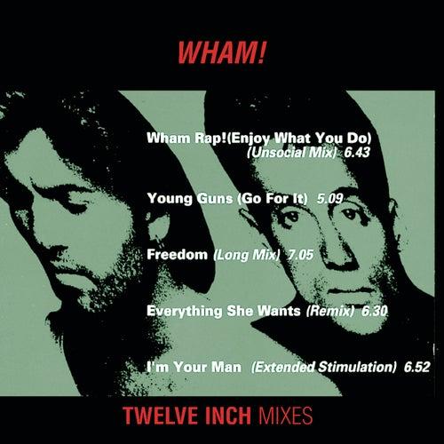 Wham 12' Mixes von Wham!