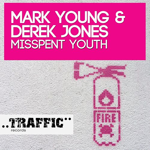 Misspent Youth by Mark Young