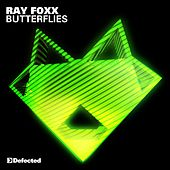 Butterflies by Ray Foxx