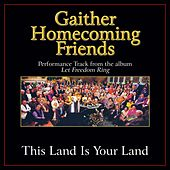 This Land Is Your Land Performance Tracks by Various Artists