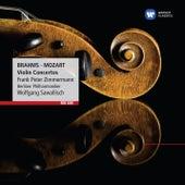 Brahms/Mozart: Violin Concertos by Berliner Philharmoniker