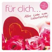 Für Dich... Alles Liebe zum Valentinstag - 18 Schmuse-Hits von Various Artists
